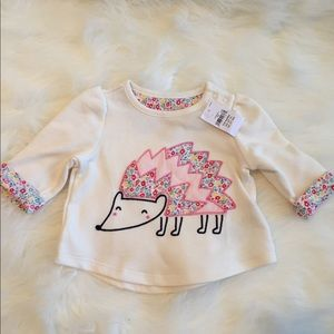 Porcupine Baby Shirt